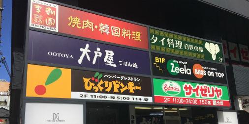 【グルメ記事】周辺ランチマップ Vol.2