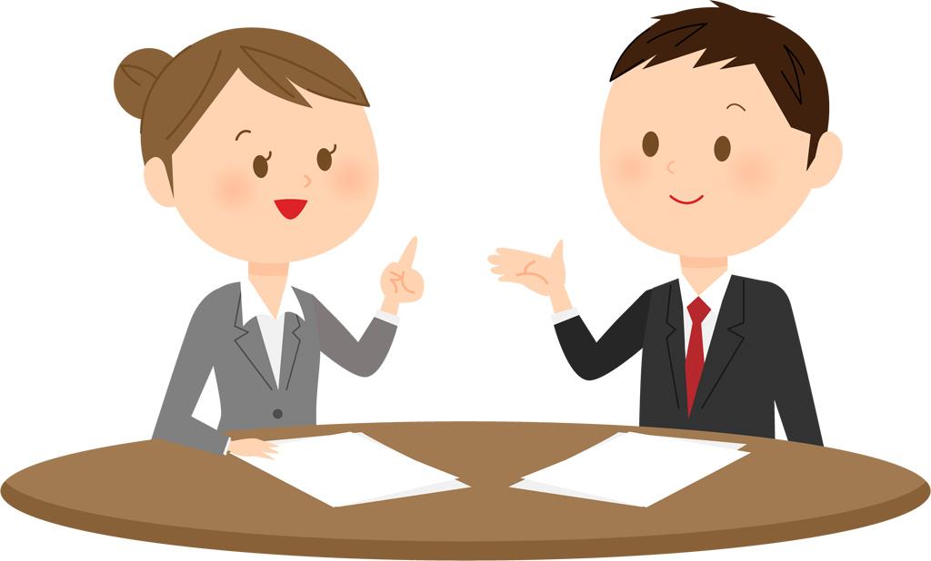 【ビジネスマナー】会話の基本的な心得