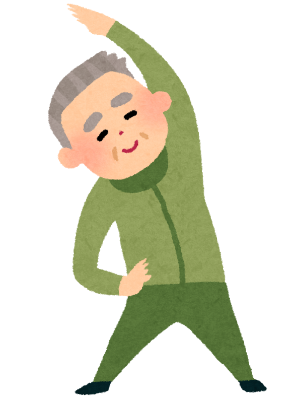 【スタッフ日記】金曜日の体操