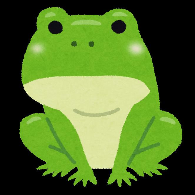 【スタッフ日記】二匹のカエルのお話(寓話)
