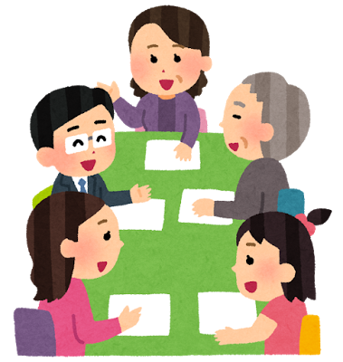 【スタッフ日記】グループでのコミュニケーション