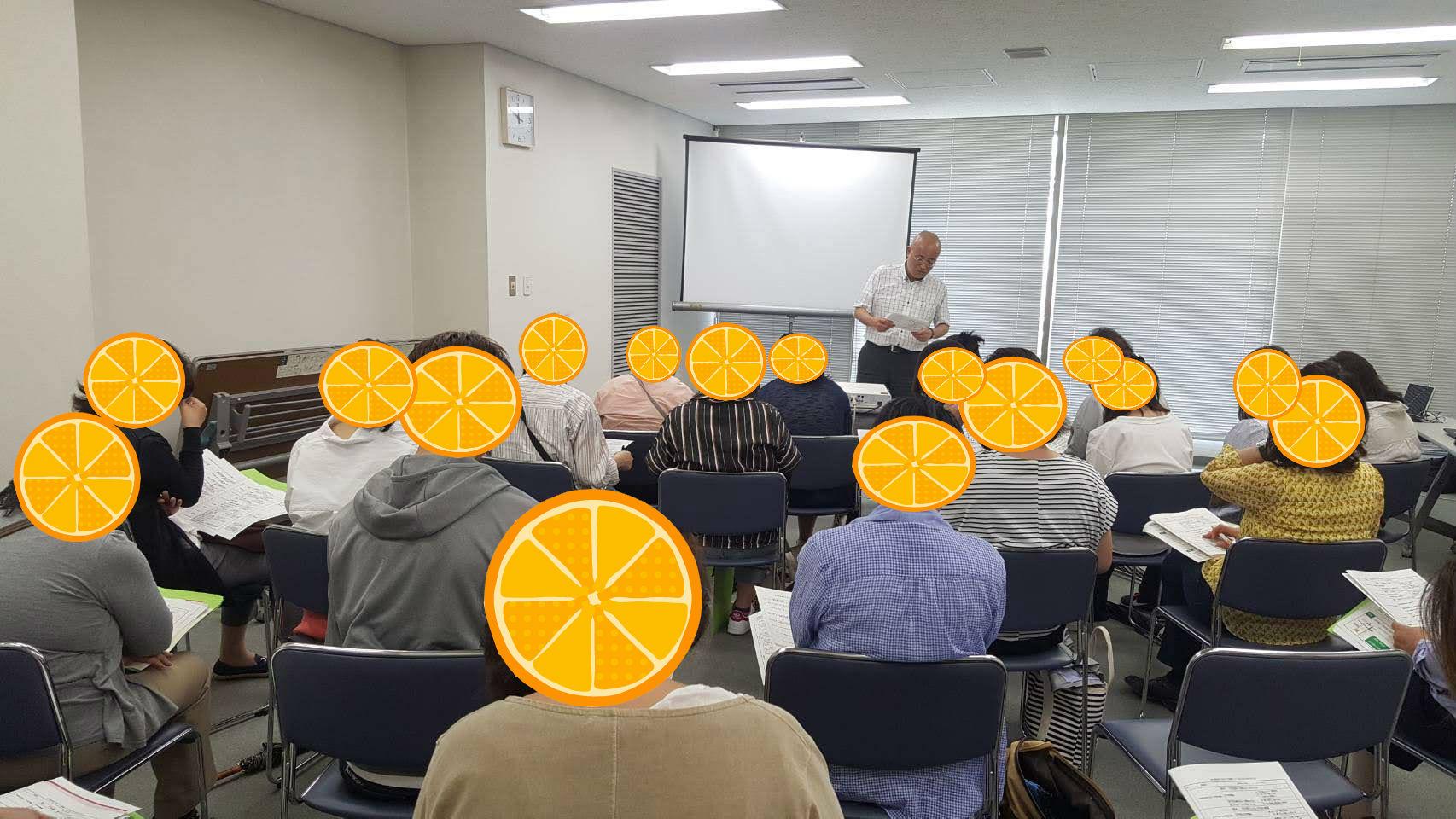 ハローワークにて説明会を実施しました