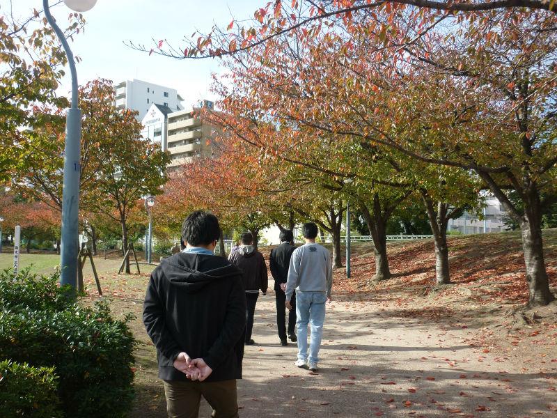 【ウォーキング】~とある秋の日~