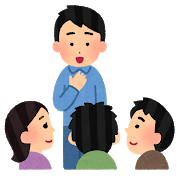 【SST】聴く訊く~積み木自己紹介